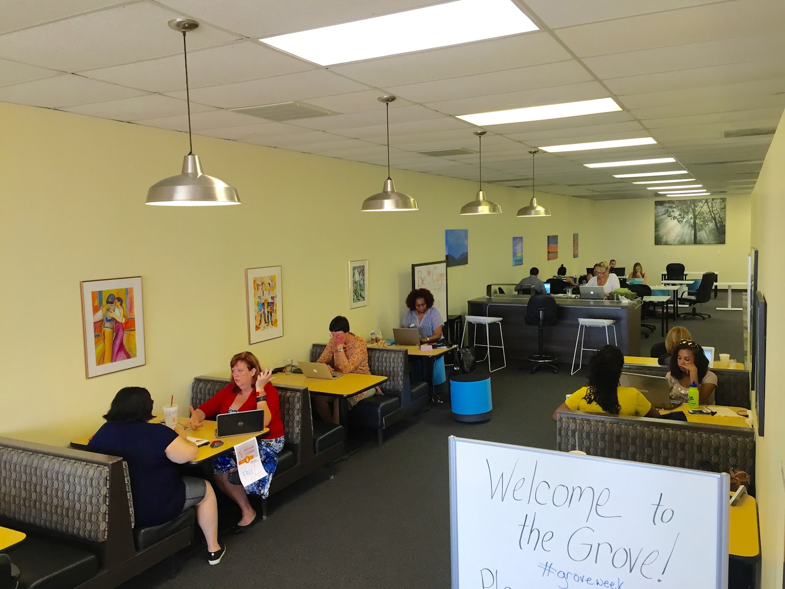 Coworking Space Austin: 15 Best Spaces with Pricing, Amenities & Location [2021] 38
