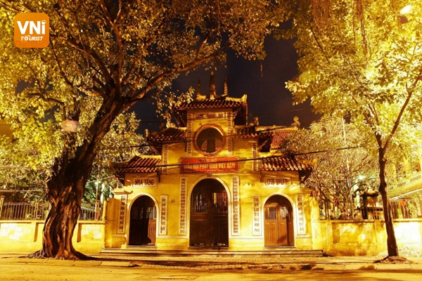 Quan Su Pagoda, Hanoi