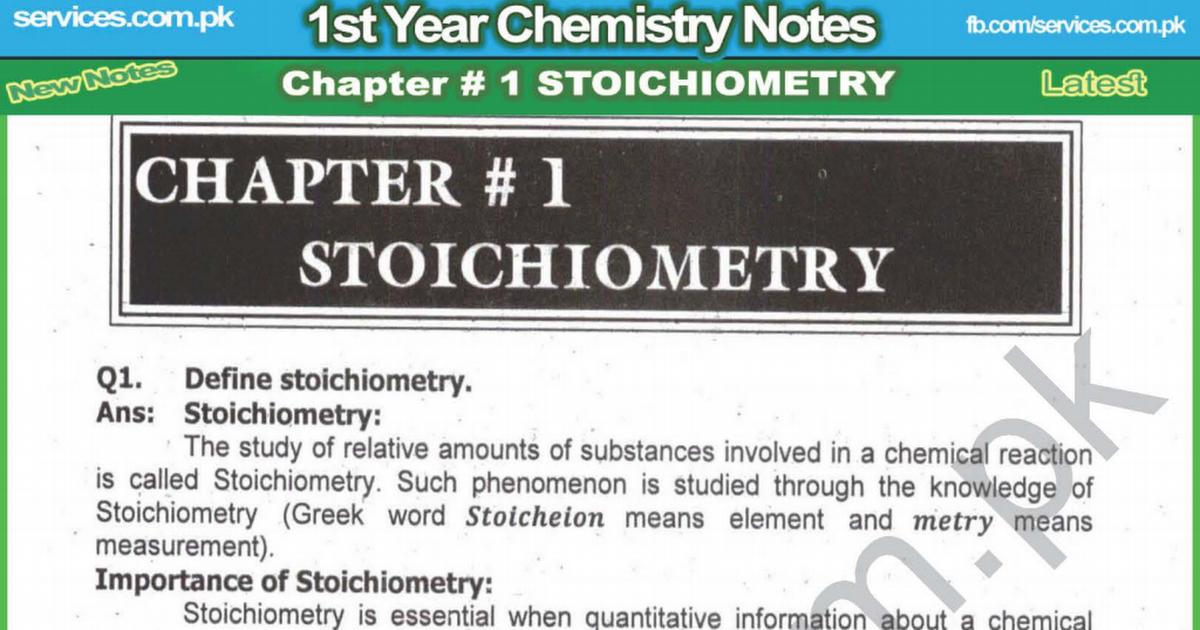 1  stoichiometry pdf - Google Drive