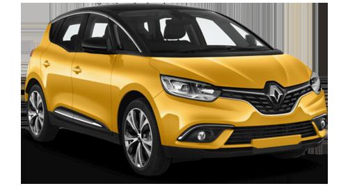 Clé Renault Scénic IV