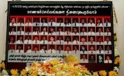 Annual event to commemorate Tamil civilian deaths during the war has...