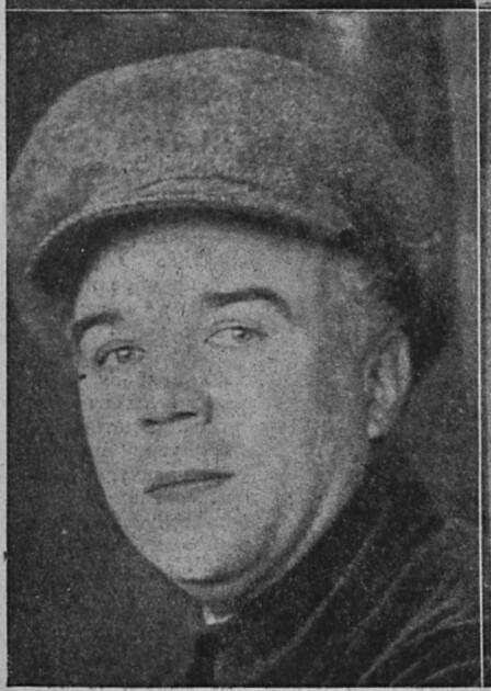 Григорий Гринько, фото из журнала «Всесвіт» от 27 мая 1928