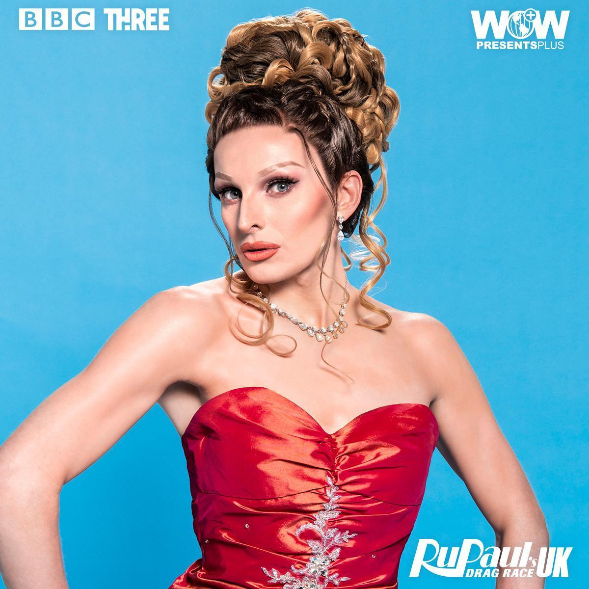 Meet the Queens of RuPaul's Drag Race UK Season 3! 16