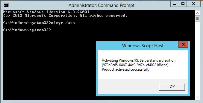 windows non-core edition slui.exe