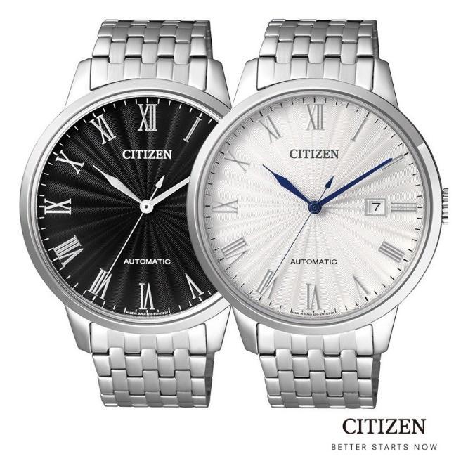 Citizen Automatic NJ0080-50 Men's Watch | Shopee Thailand