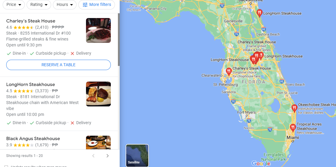 verify your business on Google Maps