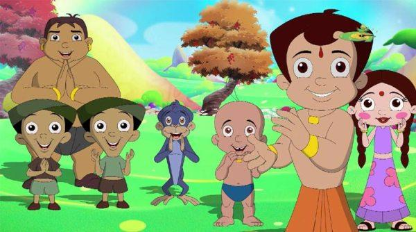 Image result for characters of chhota bheem