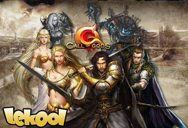mmorpg call of gods
