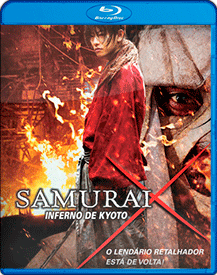 Baixar  Samurai X 2: O Inferno de Kyoto   Dublado e Dual Audio Download