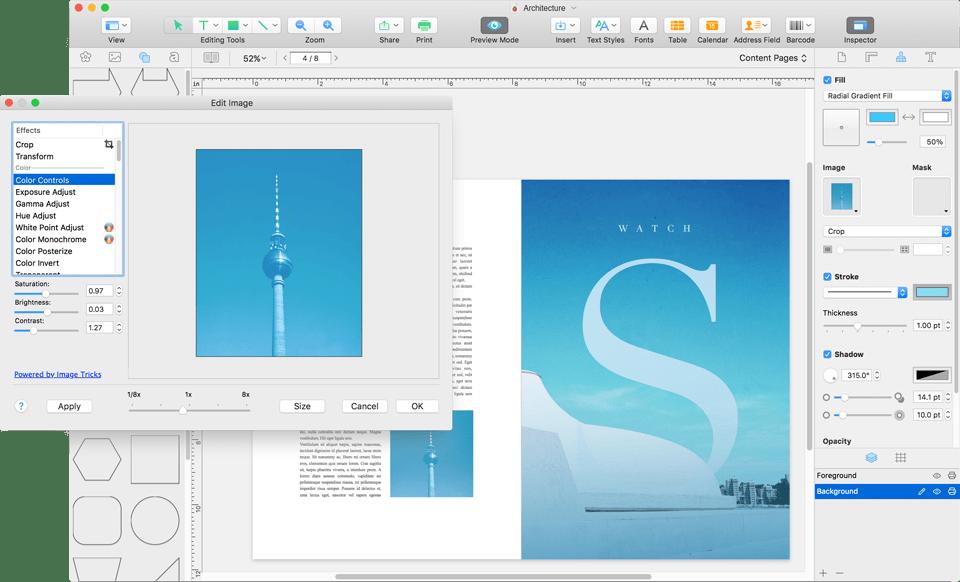 Desktop Publishing with Ease