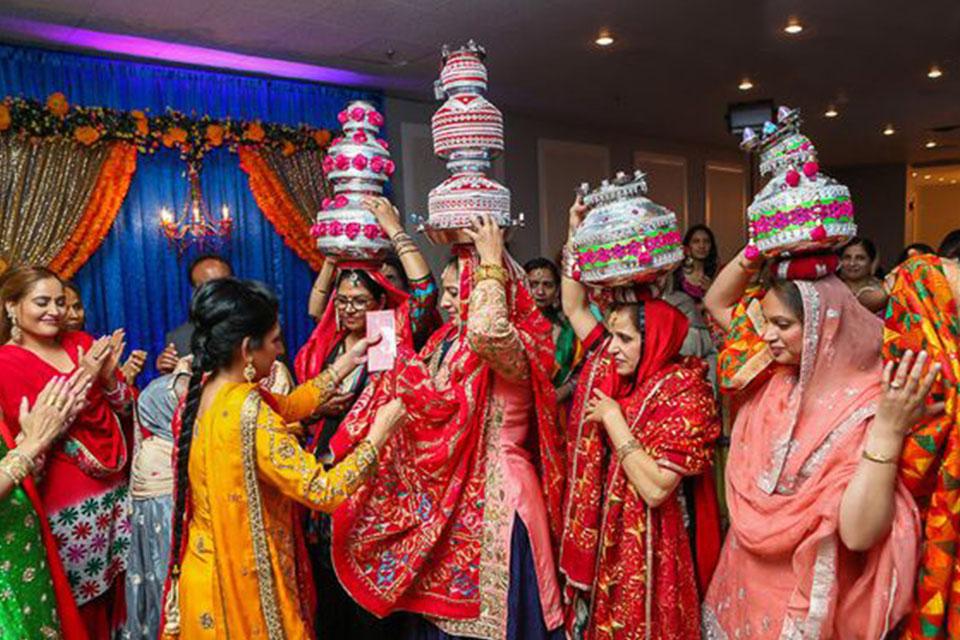 wedding traditions in sikh wedding