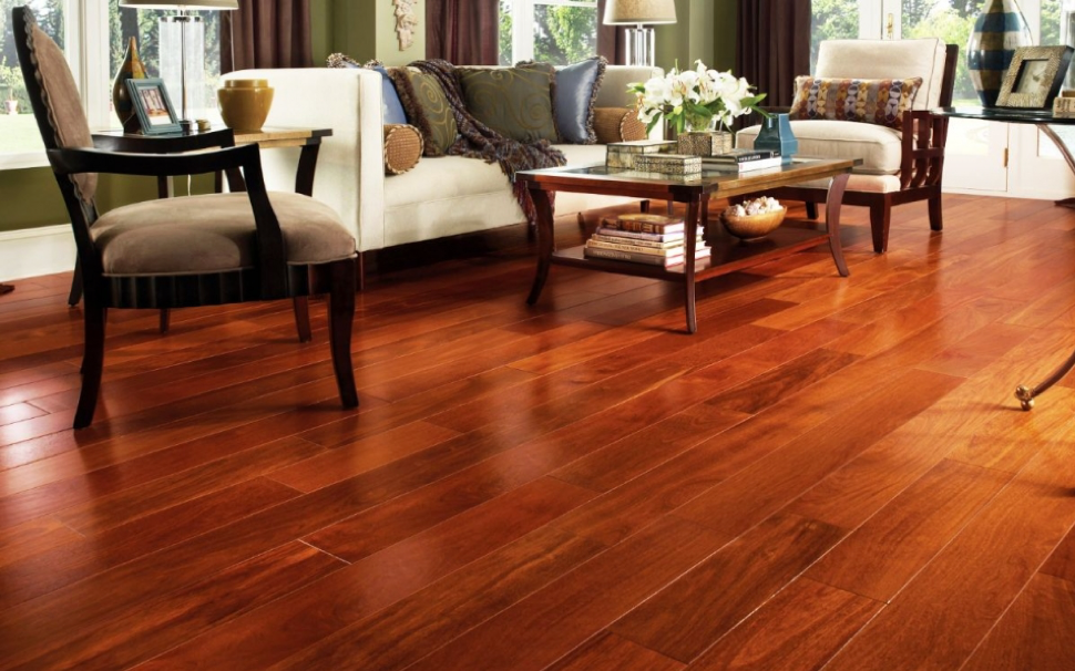 Sự thật khi sử dụng sàn gỗ công nghiệp có độc hại không?