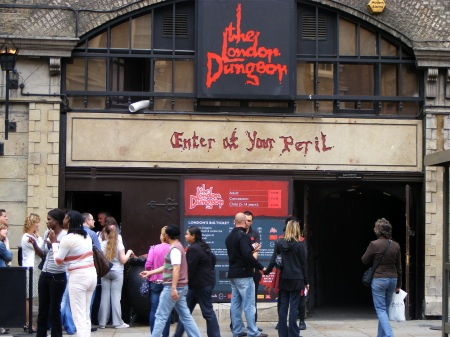 The London Dungeon  is a tourist attraction along London's South Bank ,England. Best Nail Salon