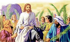 Image result for palm sunday jesus\