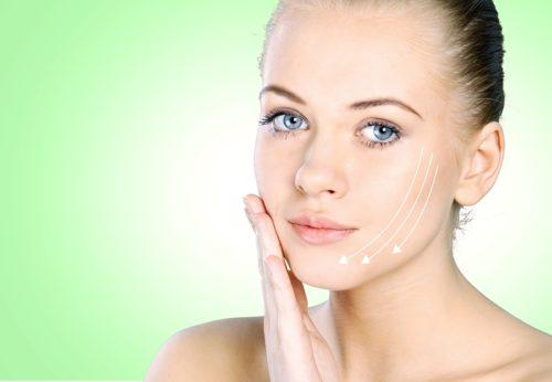 glow after facial massage image