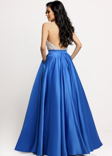 Back view of Style : 71633
