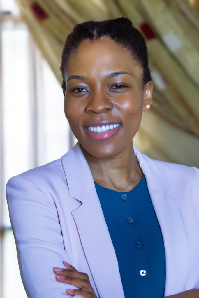 Yewande Faloyin, founder and CEO of OTITO executive coaching and consulting heashot