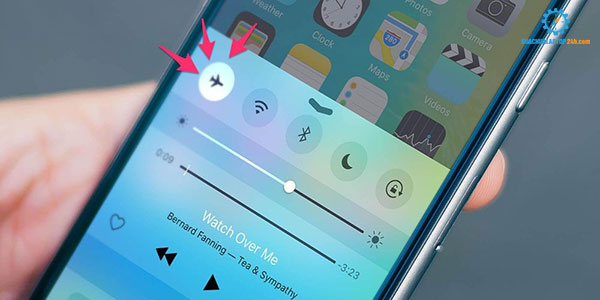 iPhone 6 không nhận sim