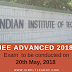 JEE Advanced 2018 Exam Date Released - Check It out! blog image