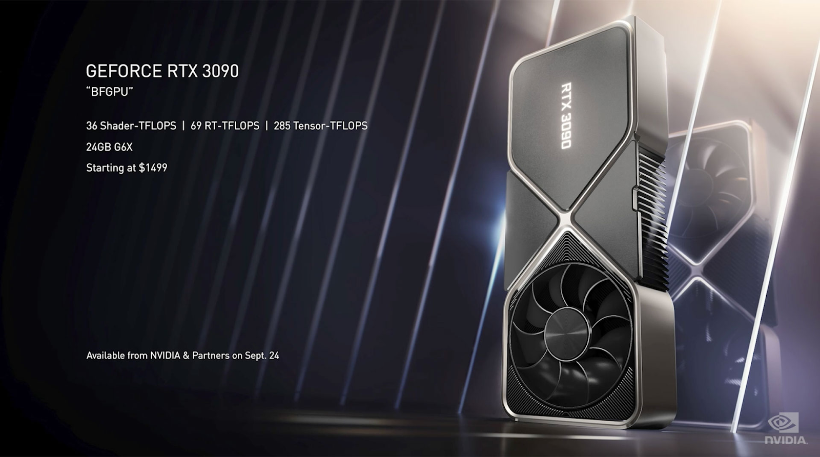 Nvidia Officially Reveals the 2nd Generation of RTX Series 4