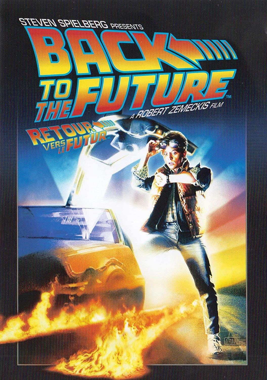 Amazon.com: Back to the Future: Michael J. Fox, Christopher Lloyd, Lea  Thompson, Thomas F. Wilson, Crispin Glover, Claudia Wells, Billy Zane,  Casey Siemaszko, Robert Zemeckis, Bob Gale, Neil Canton, Steven Spielberg,  Frank
