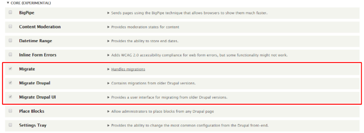 Upgrade from Drupal 7 to Drupal 8
