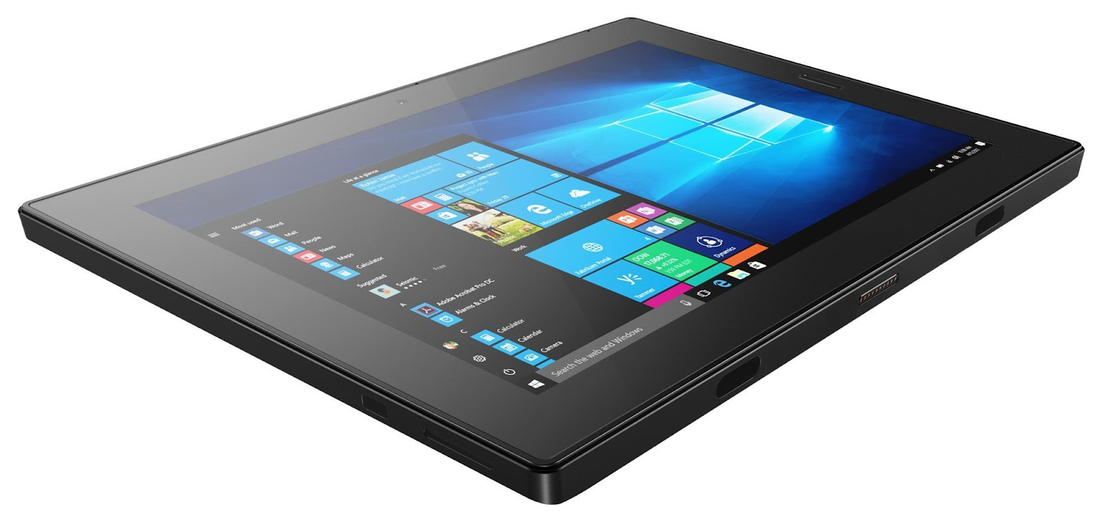 Фото 1. Планшет Lenovo Tablet 10 8/128 LTE Black (20L3000KRT)