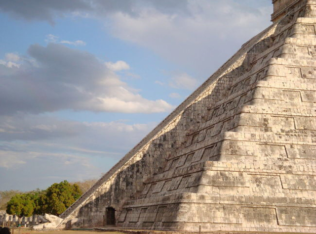 Piramide de Chichen Itzá