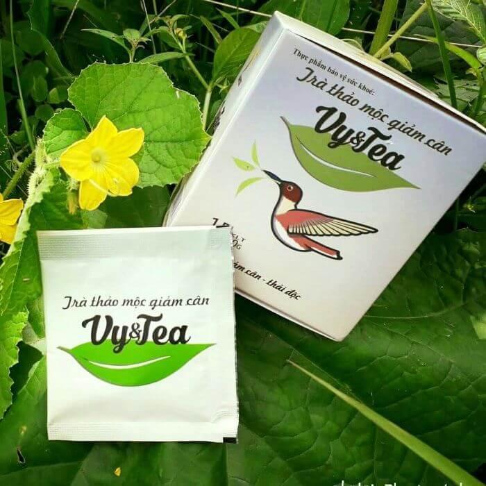 Trà giảm cân vy&tea lựa chọn hàng đầu cho người tiêu dùng