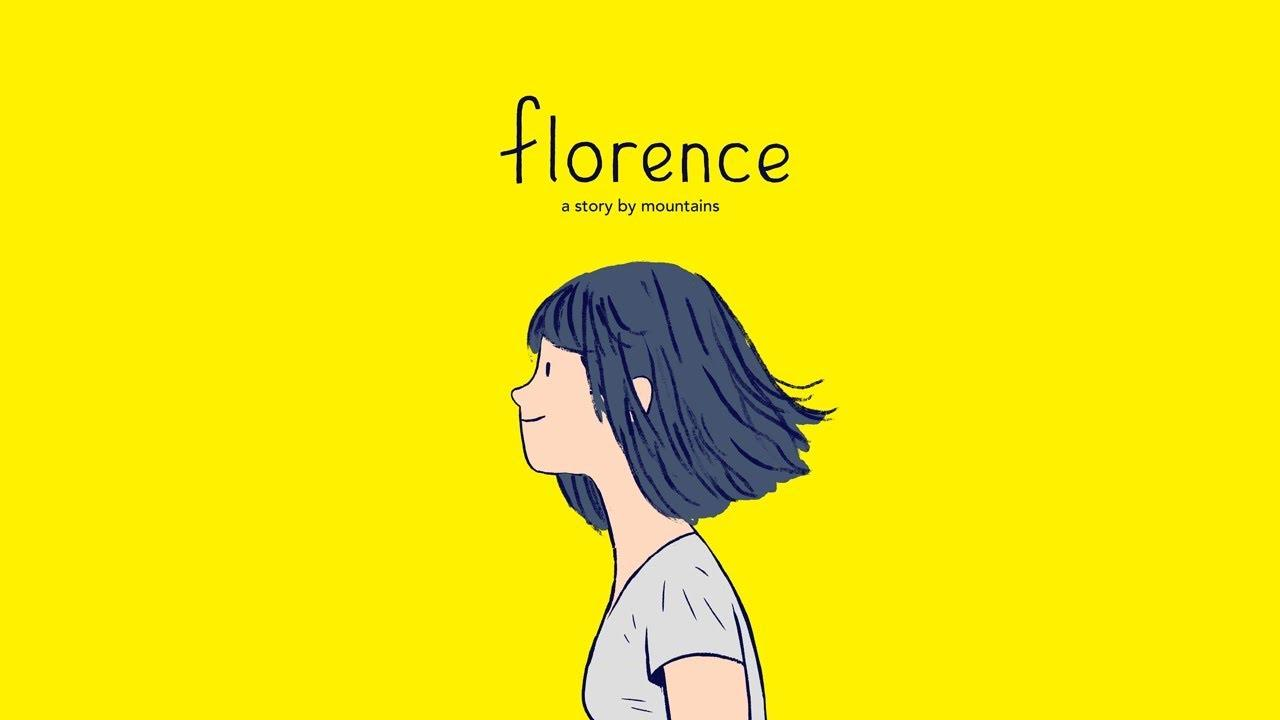 You should play Florence iphone game