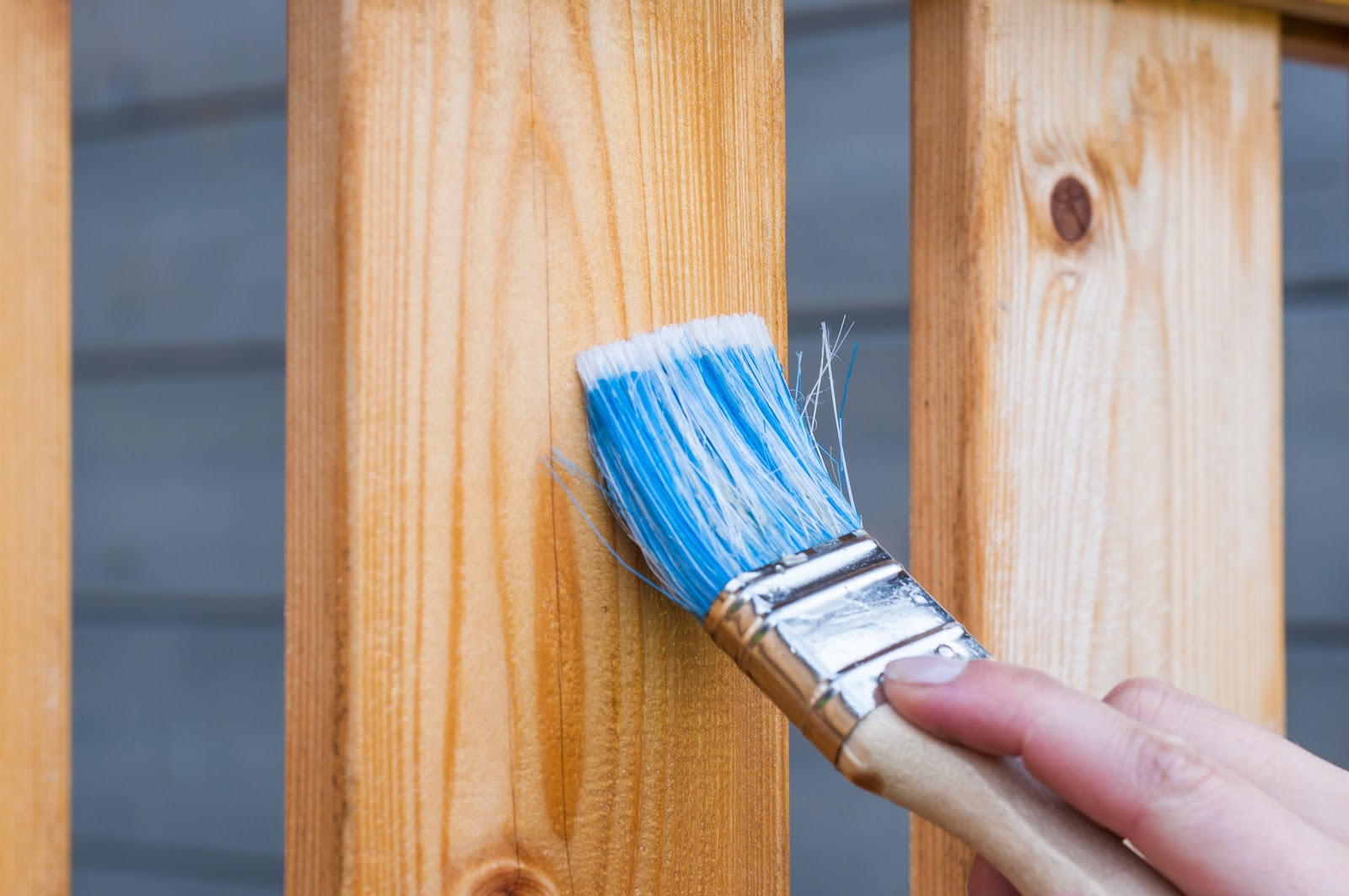 add value to your home - painting