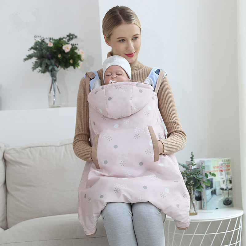 Multifunctional Warm Blanket Carrier