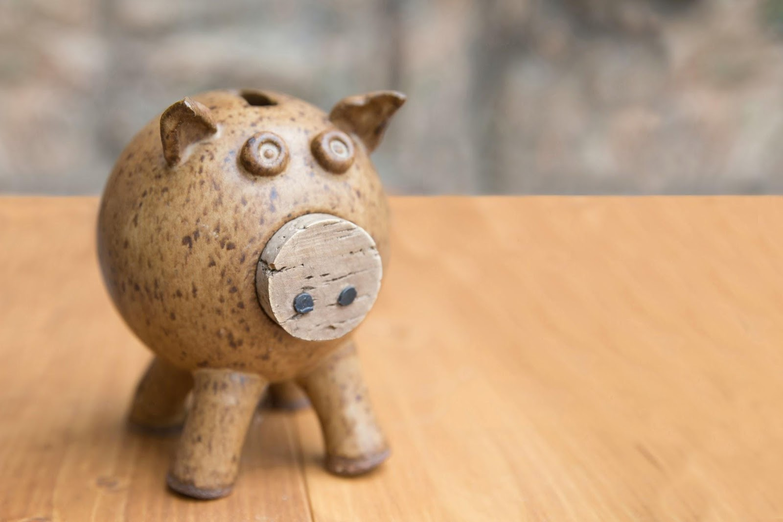 Adventures Piggy Bank