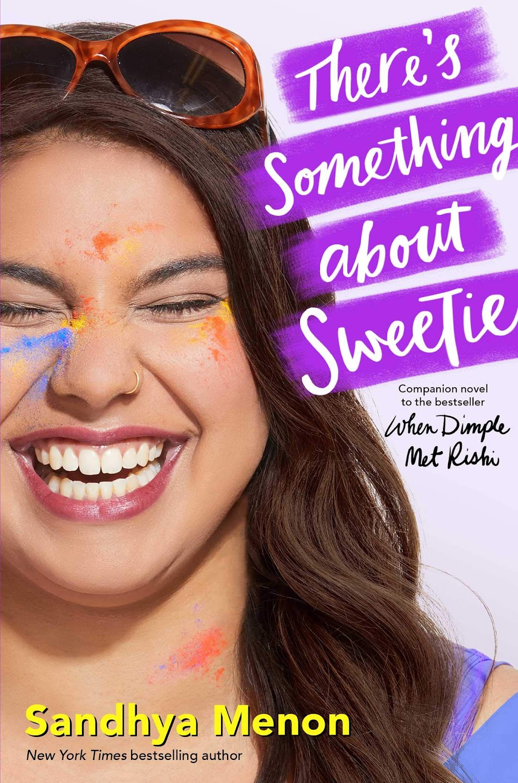 Amazon.com: There's Something about Sweetie (9781534416789): Menon ...
