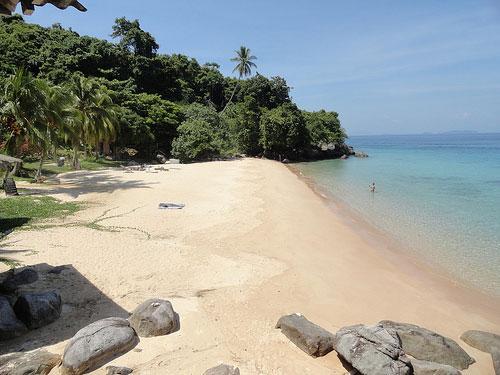 Mira Beach, Pulau Perhentian, Terengganu.