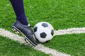 Image result for kicking a soccer ball