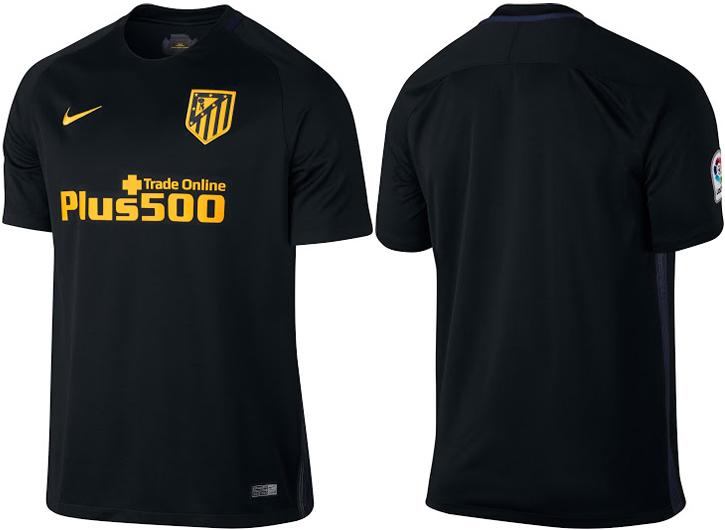 áo bóng đá Atletico Madrid