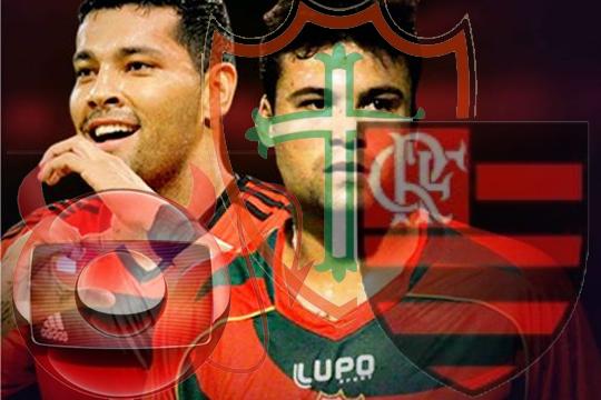 Flamengo envolvido no Rebaixamento da Portuguesa