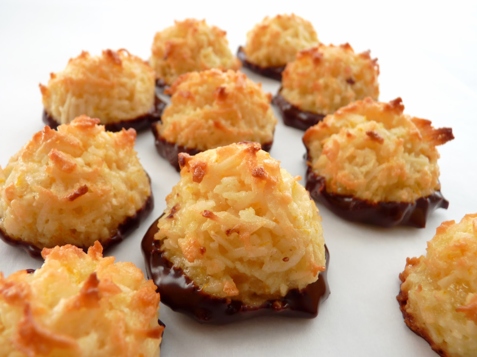Image result for coconut macaroon