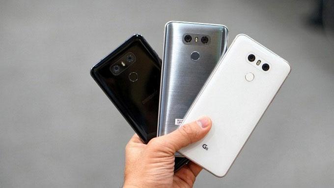 Dịch vụ thay camera LG G6 giá rẻ tại TP HCM