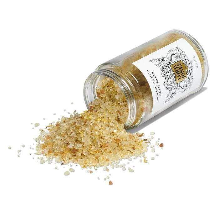 4. Lord Jones High CBD Formula Bath Salts