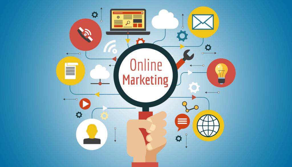 Dịch vụ marketing trọn gói là hoạt động xúc tiến thương mại thông qua internet