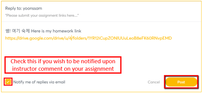 How To Submit Assignments on uBitto Community Group 10