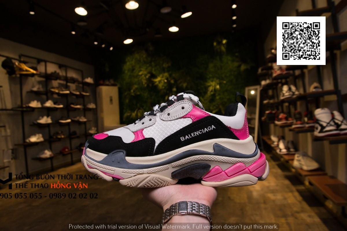 Bỏ sỉ lô hàng giày thể thao chất lượng uy tín