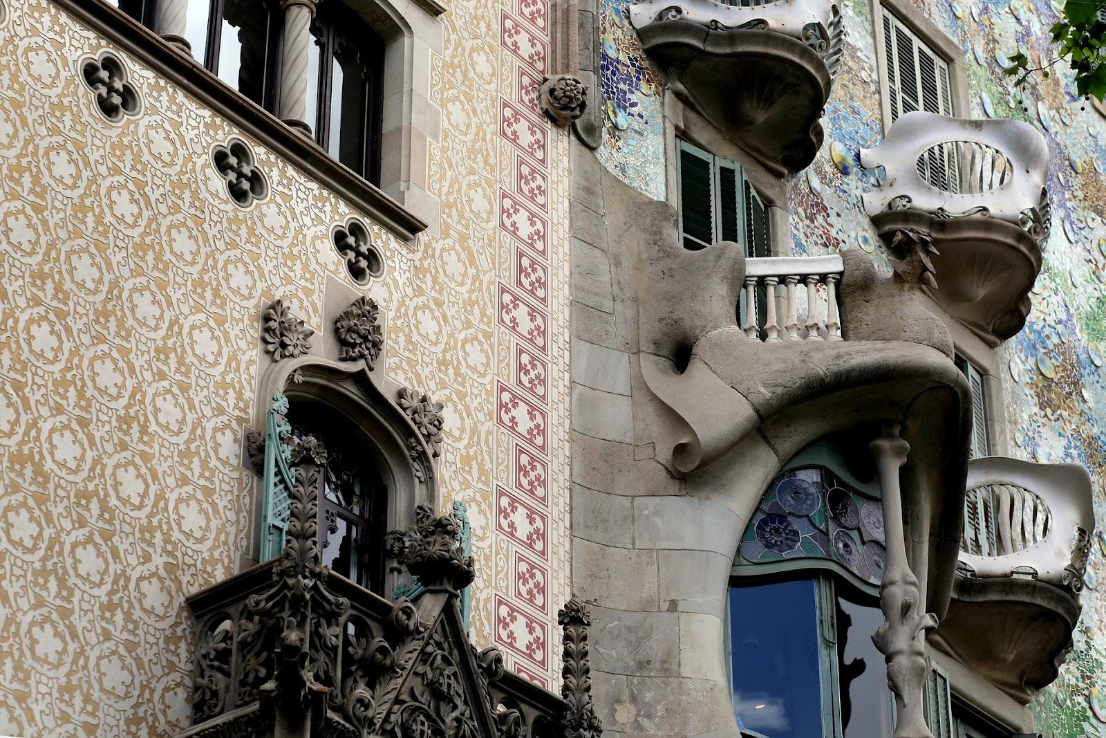 Casa Batlló para ver en Barcelona