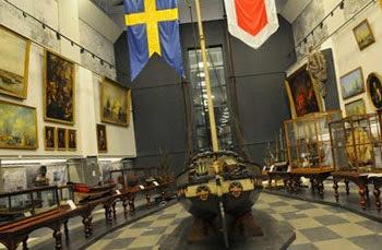 Музей военной техники в Петербурге