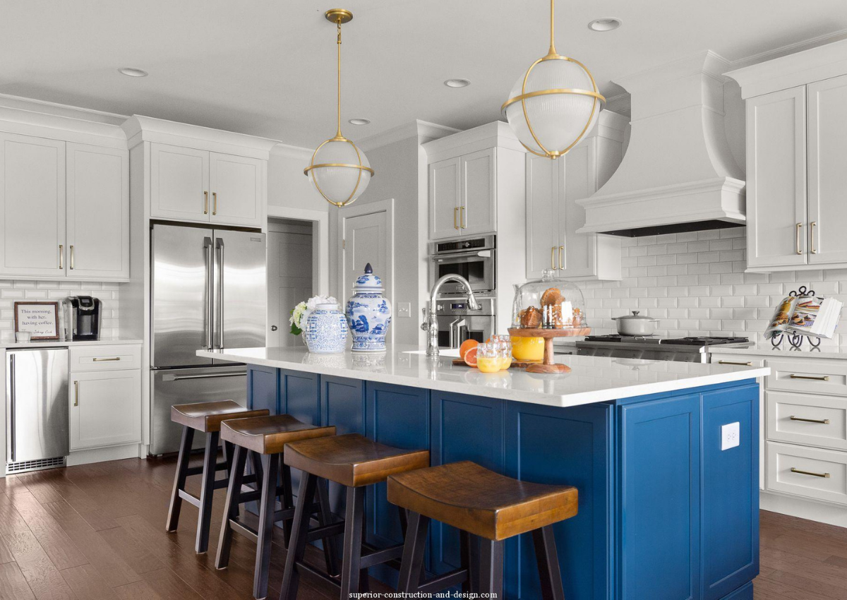 superior-construction-and-design-mt-juliet-tn-color-in-the-home-blue-cabinet-island-orb-pendants-white-kitchen