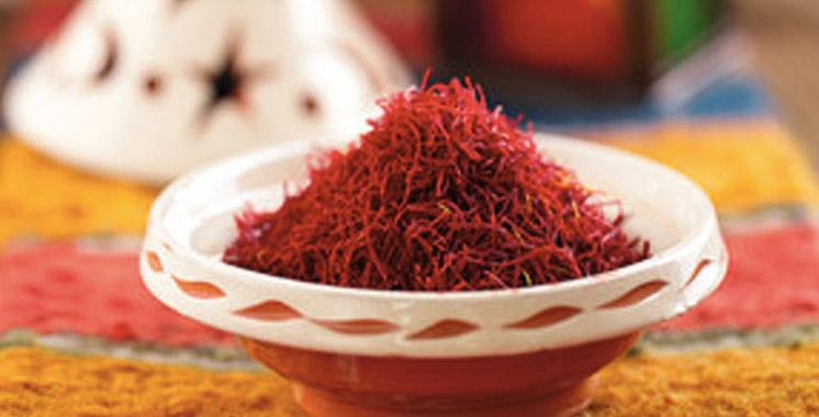 Safran de Taliouine : Plus qu'une épice   Aujourd'hui le Maroc