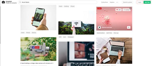 banque-d'images-en-ligne-contenu-qualité-instagram