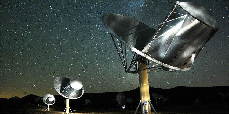 Chuỗi kính thiên văn Allen của Viện SETI